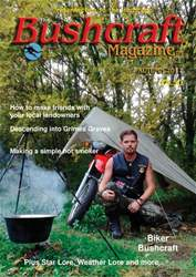 Bushcraft Magazine issue Autumn 2017
