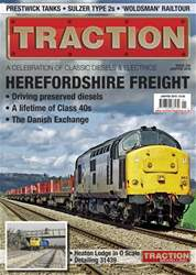 Traction issue Jan-Feb 2018