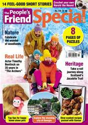 The People's Friend Special issue No.150