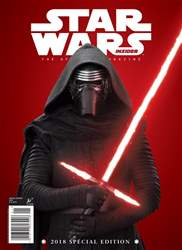 Star Wars Insider issue 2018 Special Edition