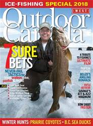Ice Fish West 2018 issue Ice Fish West 2018