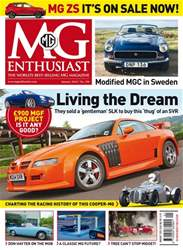 MG Enthusiast issue January 2018