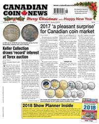Canadian Coin News issue V55#19 - December 26
