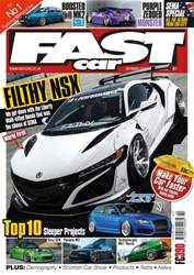 Fast Car issue Febuary 2018