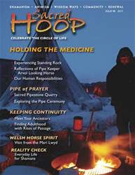 Sacred Hoop Issue 98 issue Sacred Hoop Issue 98