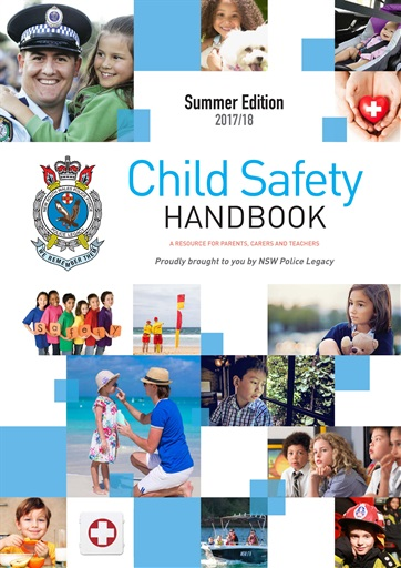 NSW Child Safety Handbook Preview