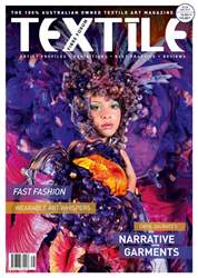 Textile Fibre Forum Issue 128 issue Textile Fibre Forum Issue 128