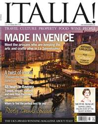 Italia! issue January 2018