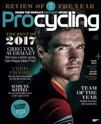 Procycling issue Review of the Year 2017