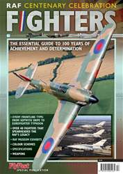 Fighters of the RAF Centenary issue Fighters of the RAF Centenary