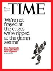 Time Magazine issue 11th December 2017