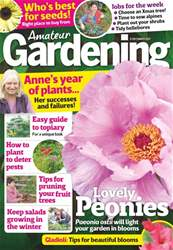 Amateur Gardening issue 9th December 2017
