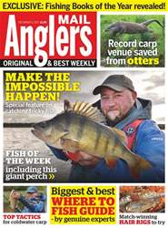 Anglers Mail issue 5th December 2017