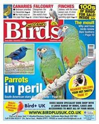 Cage & Aviary Birds issue 06 December 2017