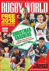 Rugby World issue January 2018