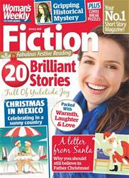 Womans Weekly Fiction Special issue January 2018