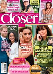 Closer issue 9th December 2017