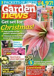 Garden News issue 9th December 2017