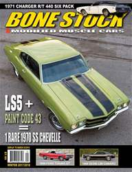 Bone Stock issue BONE STOcK WINTER 2017/18