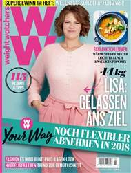 Weight Watchers Magazin Deutschland issue Feb/March 18