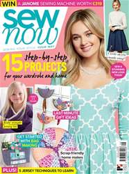 Sew Now issue Sew Now 16