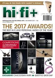 Hi-Fi Plus issue Issue 154 Awards Issue