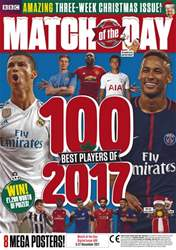 Match of the Day issue Issue 484