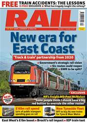 Rail issue Issue 841
