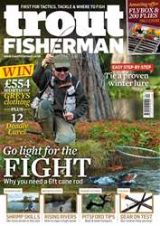 Trout Fisherman issue Issue 504