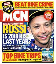 MCN issue 6th December 2017