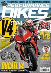 Performance Bikes issue January 2018