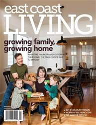 East Coast Living issue Winter 2017
