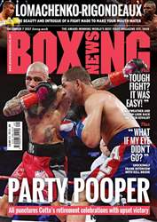 Boxing News issue 05/12/2017