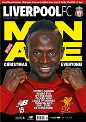 Liverpool FC Magazine issue Jan-18