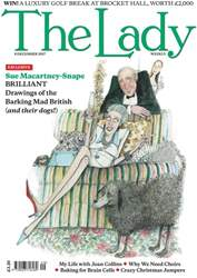 The Lady issue 8trh December