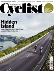Cyclist issue January 2018
