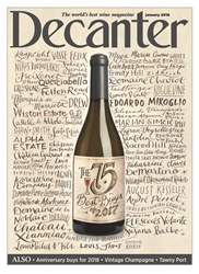 Decanter issue January 2018