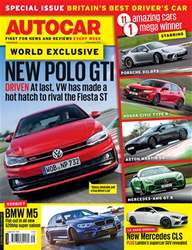 Autocar issue 6th December 2017