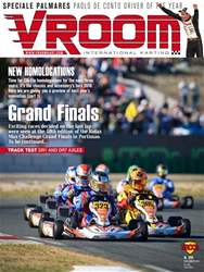 Vroom International issue n. 198 December2017