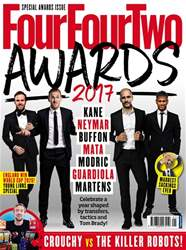 Four Four Two issue January 2018