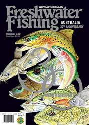 Freshwater Fishing Australia issue DEC-JAN