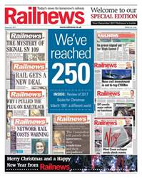 Railnews issue December 2017