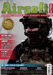 Airsoft Action issue January 2018