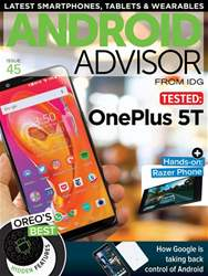 Android Advisor issue Issue 45