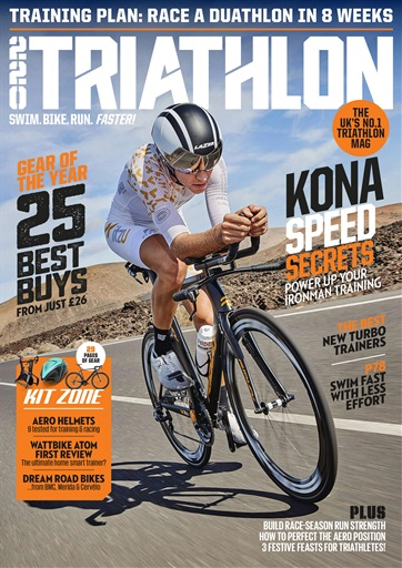 220 Triathlon Magazine - January 2018 Subscriptions ...