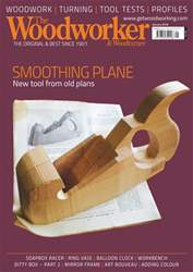 The Woodworker Magazine issue January 2018