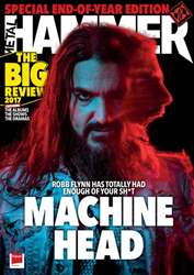 Metal Hammer issue January 2018