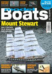 Model Boats issue January 2018