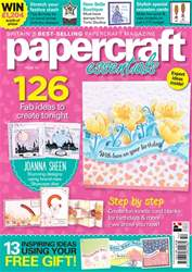 Papercraft Essentials issue Issue 154