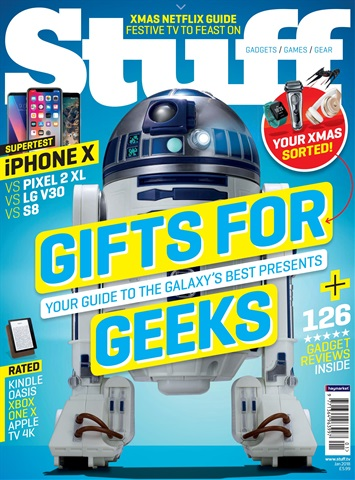 Stuff issue January 2018